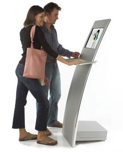 Kiosk Service Support Installation